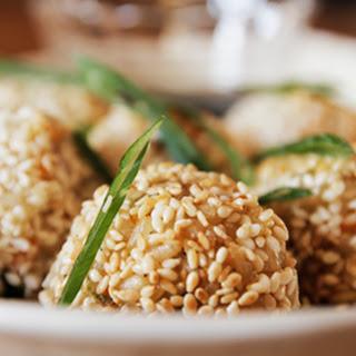 Brown Rice Balls.
