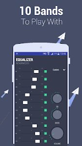 Equalizer – Advanced 10 band EQ with bass booster 1.9 (AdFree)