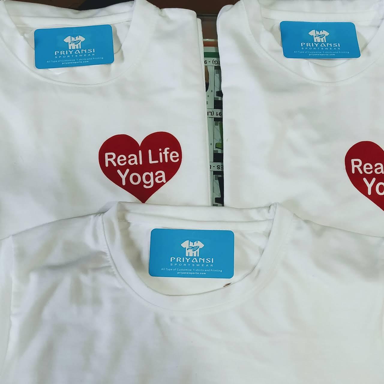 552bd976 PRIYANSI SPORTSWEAR - T Shirts Printing Customize Printed T Shirts ...