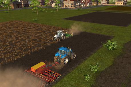 Farming Simulator 16 Cheat 4