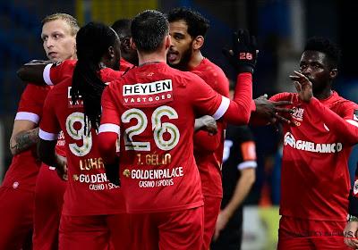 """L'Antwerp au caractère contre Charleroi: """"Il fallait terminer comme ça!"""""""