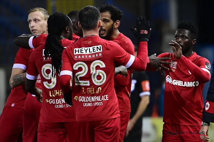 'Antwerp heeft ook onbekende, maar vaste Belgische waarde op het oog'