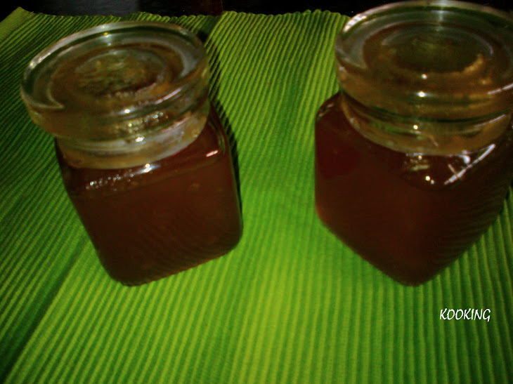 Apple Jam  with Pedro Ximenez Sherry Recipe