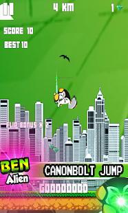 ? Ben Alien Canonbolt Jump - náhled