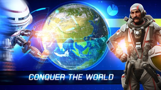War Planet Online: Real-Time Strategy MMO Game 3