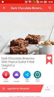 Chocolate Recipes - náhled
