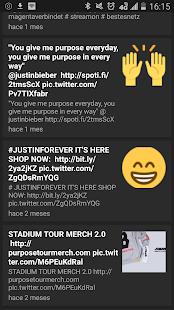 Justin Bieber Fans - náhled