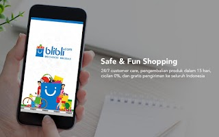 Screenshot of Blibli.com App for Android