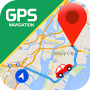 GPS مكتشف الطريق والعبور: خرائط الملاحة الحيةر APK
