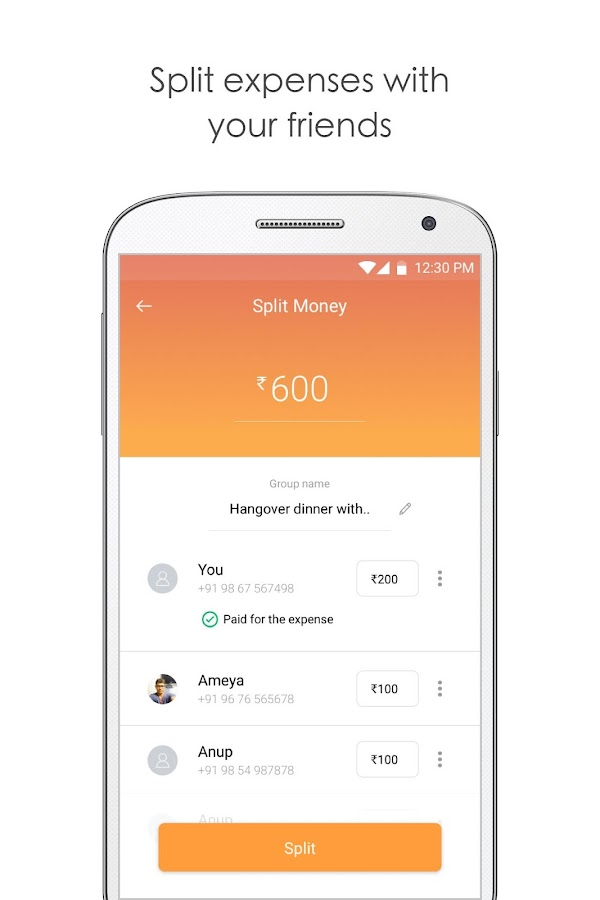 Citrus:Payments, Money Transfer via UPI and Wallet- screenshot