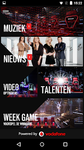 The voice of Holland RedRoom- screenshot thumbnail