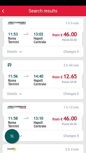 Trenitalia 5.0.11 screenshots 2