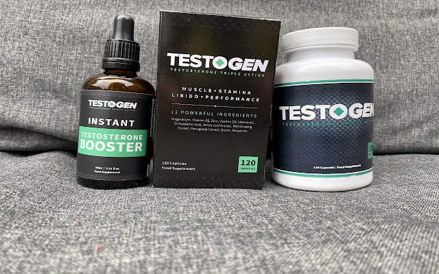 Testogen Review - Testogen Buying Guide