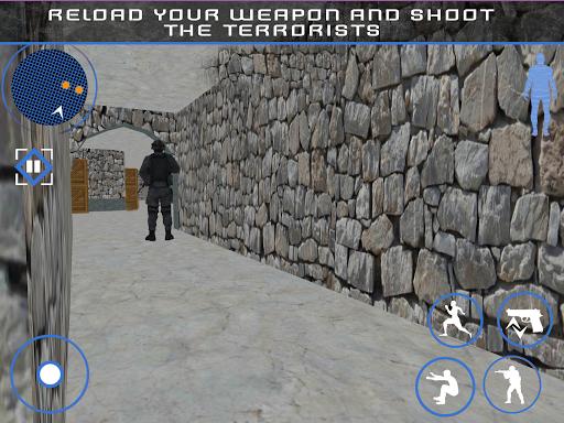 Blazing Sniper Commando : Navy Terrorist Attack 3d 1.0 screenshots 4