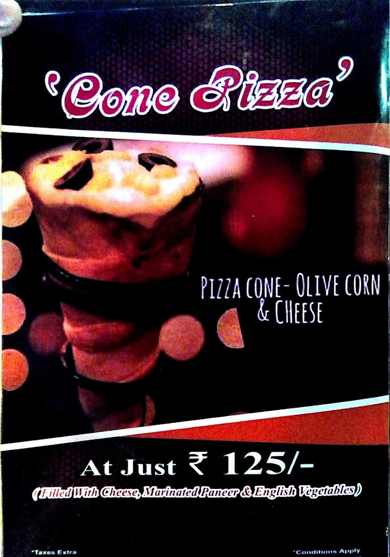 Pizza Burst Mira Road menu 9