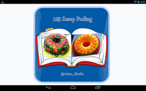 123 Resep Puding Apps On Google Play