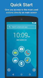 Smart Launcher 3- screenshot thumbnail