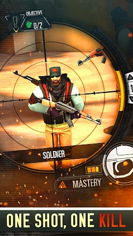 android SNIPER X WITH JASON STATHAM Screenshot 10