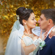 Wedding photographer Boris Medvedev (borisblik). Photo of 16.10.2014