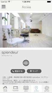 大阪、心斎橋の美容室splendeur(スプランドゥール) - náhled