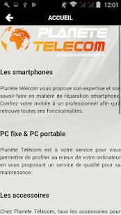 Planète Télécom Annecy - náhled