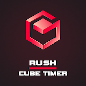 Rush - Cube timer (Speed Cube)
