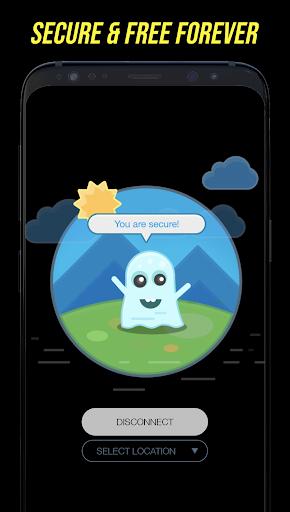 GhostVPN screenshot 1