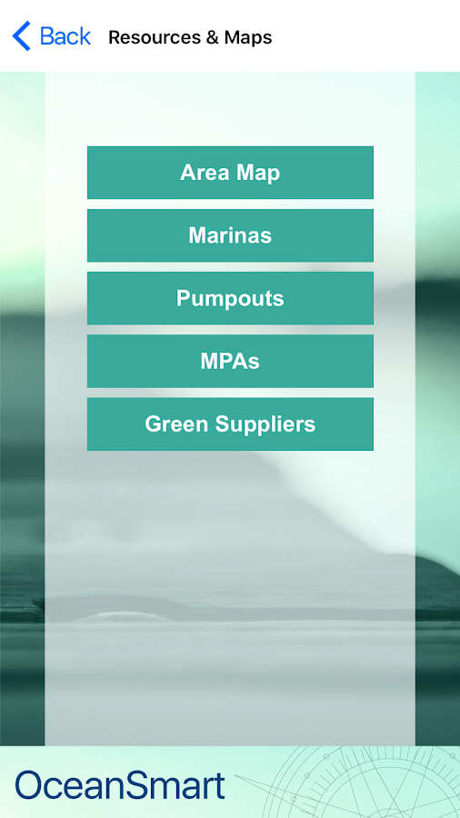 OceanSmart Green Boating- screenshot