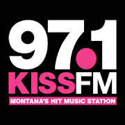 97.1 Kiss FM - Montana's Hit Music Station (KKBR)
