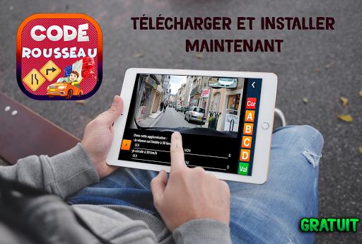 Code Rousseau 2018 - Code de la route France 2018  screenshots 1