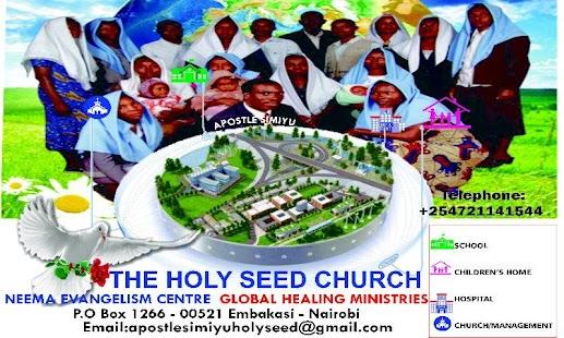 The Holy Seed Churches- screenshot thumbnail