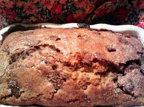 Wild Rice Sweet Bread W/marmalade Chocolate Chunk