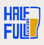 Logo of Half Full Peach Wheat Ale