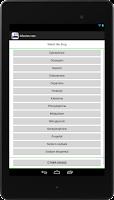 Screenshot of Infusion rate calculator