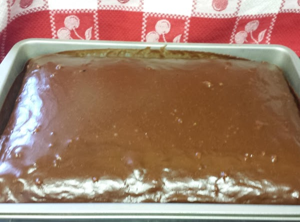 Café Mocha Cake By Susan Recipe