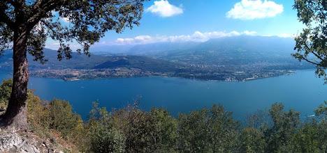 Photo: Vista su Aix les Bains