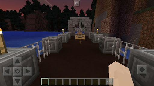 New adventure - Living Dead. survival MCPE map for PC