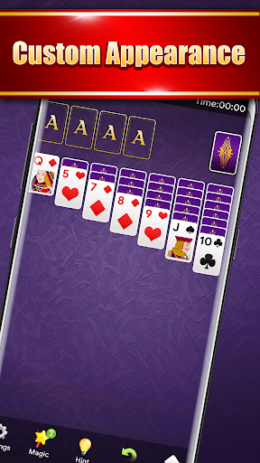 Solitaire - Classic Solitaire Card Games 1.1.4 8