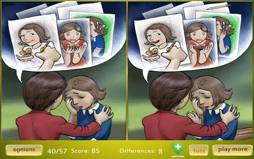 玩免費休閒APP 下載大家来找茬(漫画版) - 爱情音乐盒的故事 app不用錢 硬是要APP