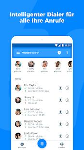 Truecaller: Anrufer-ID, Spamschutz & Anrufrecorder Screenshot