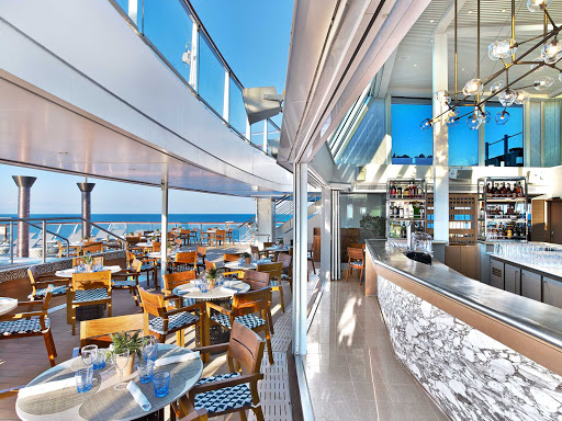 Viking-Ocean-Ship-Aquavit-Terrace.jpg -  Dine with a cool ocean breeze on your face at Aquavit Terrace on Viking Ocean Cruises.
