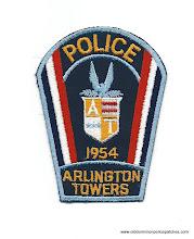 Photo: Arlington Towers Police (Defunct)