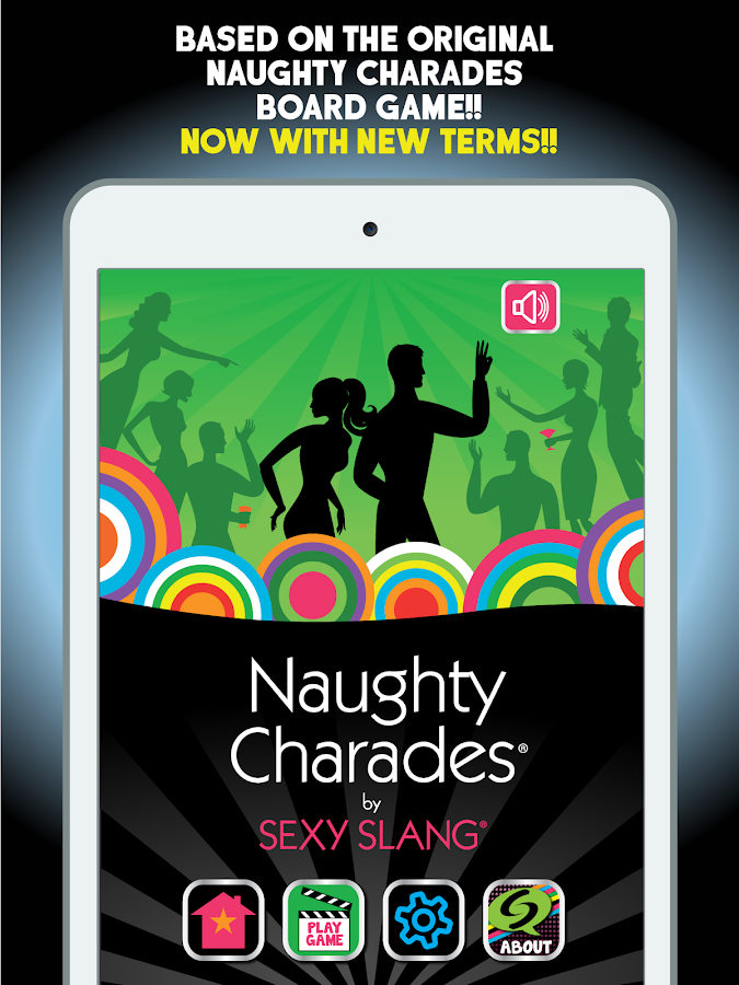 Naughty Charades Party Game- screenshot