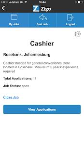 Zigo Jobs South Africa - náhled