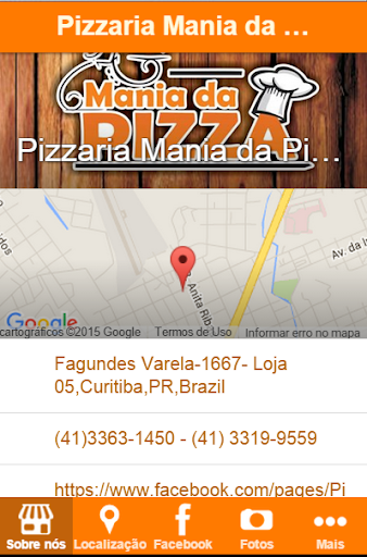 Pizzaria Mania da Pizza