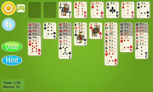 FreeCell Solitaire Mobile android2mod screenshots 1