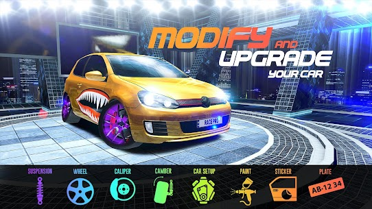 Race Pro: Speed Car Racer in Traffic MOD (Unlimited Gold Coins) 2