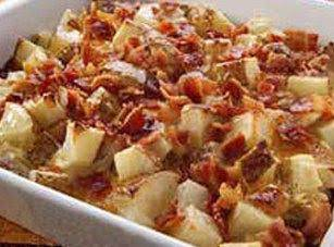 Really Easy Cheesy Potatoes Recipe