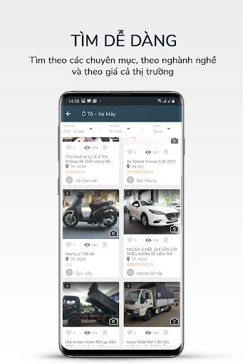 Trang Đăng Tin - Mua Bán Rao Vặt Miễn Phí screenshot 3