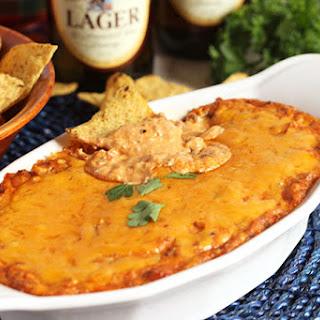 Easy Chili Cheese Dip.